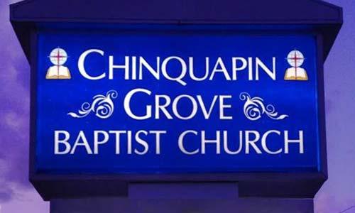 Chinquapin Grove Baptist Church